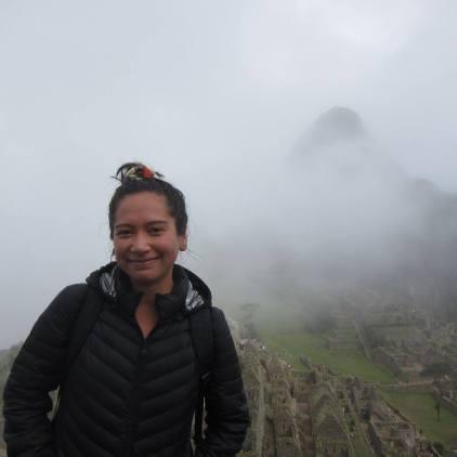 Ana in Peru